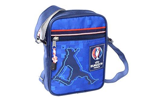 UEFA Bolso de hombro para mujer, azul (Azul) - UEG25009