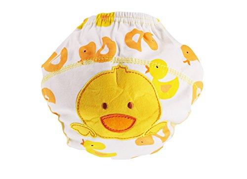 12Pcs Baby Boys Girls Toddler Toilet Pee Potty Training Pants Cartton Underwear Size S