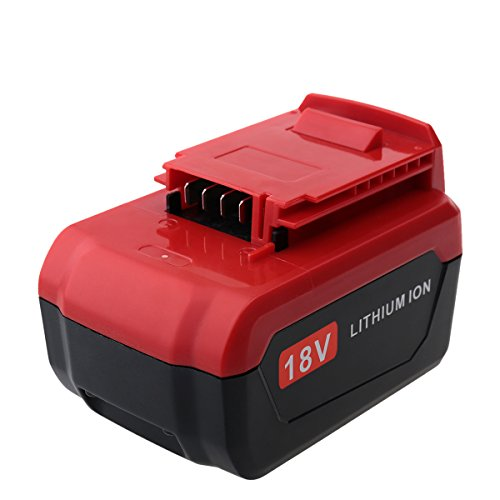 Biswaye Cordless Power Tools Replacement Lithium Ion Battery for Porter Cable PC18B PC18BL PC18BLX 18Volt -
