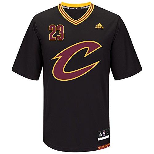 NBA Cleveland Cavaliers LeBron James  23 Men s Replica Jersey - Buy Online  in UAE.  0ff5ece0c