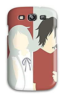 Best Premium Anohana Back Cover Snap On Case For Galaxy S3