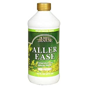 Magnus Buried Treasure Aller-Ease Liquid, 16 Ounce -Review