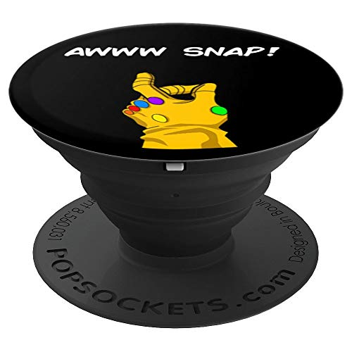awww snap gauntlet mount infinity - PopSockets Grip and Stand for Phones and Tablets