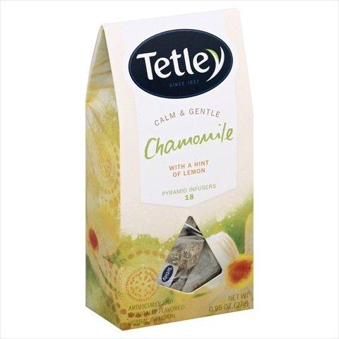 Tetley Tea Herbal (Tetley Lemon Tea)