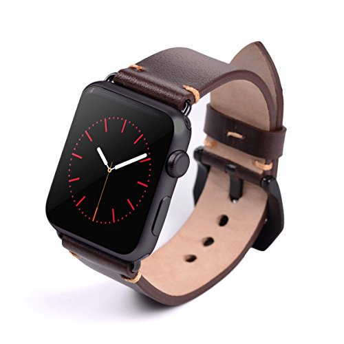 apple-watch-band-42mm-vegetable-tanned-leather-watchband-for-iwatch-dark-brown-black-adaptor