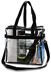 Clear Tote Bag NFL Stadium Approved - Sh...