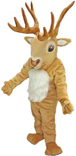 Deer Mascot Costume ()