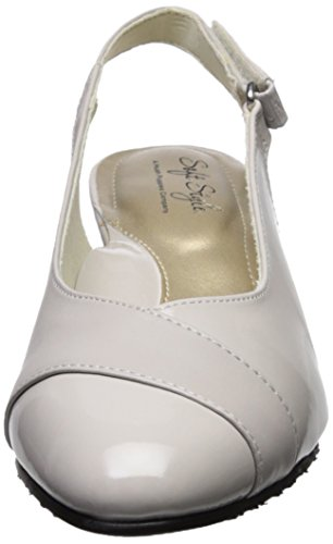 Dagmar Women's Kid Hush Shoes Cloud Patent Puppies Silver Fpn1AHx