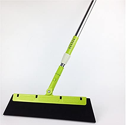 Magic Broom Sweep Glass Dust Hair Bathroom Kitchen Floor Wiper