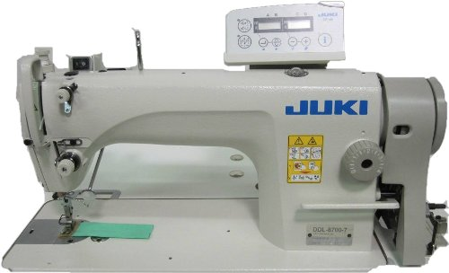 Juki DDL-8700-7 Industrial Straight Stitch Sewing Machine with Undertrimmer