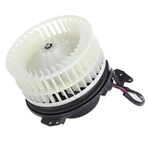 Scitoo ABS plastic Heater Blower Motor w/ Fan Cage for 96-00 Voyager Grand Caravan Town Country (Plymouth Voyager Heater)