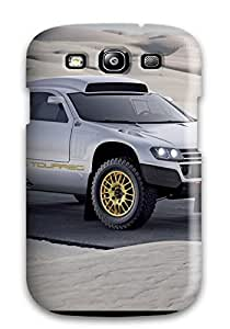 Faddish Phone Volkswagen Touareg 31 Case For Galaxy S3 / Perfect Case Cover