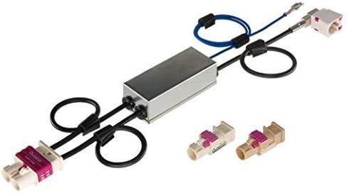 ZENEC ZE-NC-ANT e>Go 2-canal de adaptador de antena Diversity