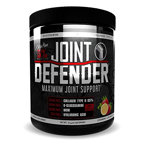 Rich Piana 5% Nutrition Joint Defender Maximum Joint Support (Strawberry Lemonade)