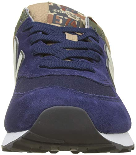 Pigment Bleu Baskets Balance Hva Homme Hemp Ml574v2 New xIXgqn