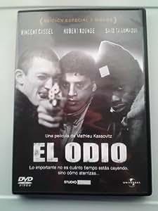 La haine (El odio) [DVD]