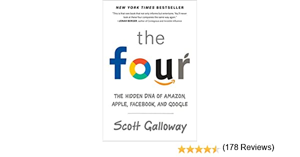 Amazon entrepreneurship small business kindle store the four the hidden dna of amazon apple facebook and google fandeluxe Images