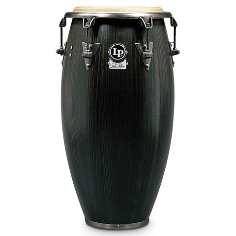 LP 12.5in RAUL REKOW NZ PINE TUMBA BLK by Latin Percussion