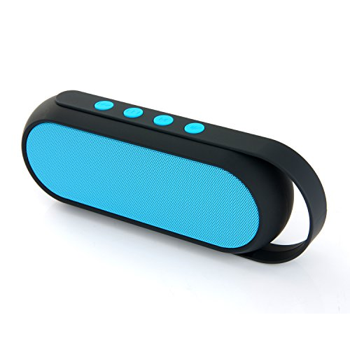 yuwiss best stereo bluetooth portable speakers wireless music box with mic and fm radio for. Black Bedroom Furniture Sets. Home Design Ideas