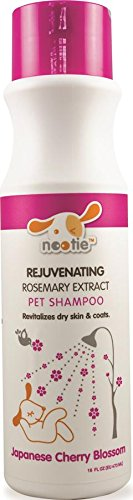 Nootie- Pet Shampoo, 1 Unit 16oz, Japanese Cherry - Grooming Cherry Shampoo