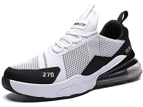 Ginnastica Scarpe Uomini Corsa Da Max Sneaker 39 Walking Nero 1906 Jogging Fitness Gym Bianco Sport Air 44 Gjrrx Athletic Per qYEd5tnwYx