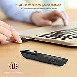 Wireless Presenter with Laser Pointer, Presentation