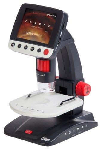 Celestron COSMOS Desktop Digital Microscope