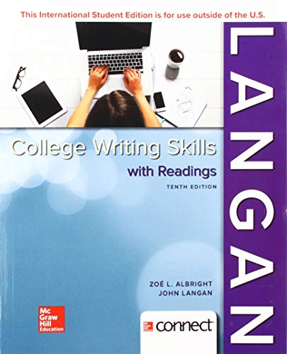 College Writing Skills with Readings 10th Edition
