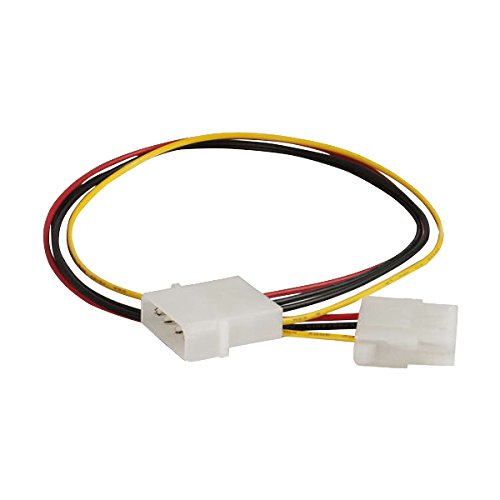 C2G/Cables to Go 27397 Internal Power Extension Cable for 5-1/4 Inch Connector (14 Inch) (Cables To Connector Go)