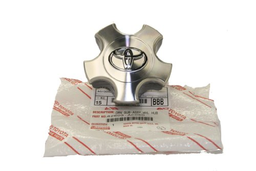 toyota alloy wheel center cap - 7