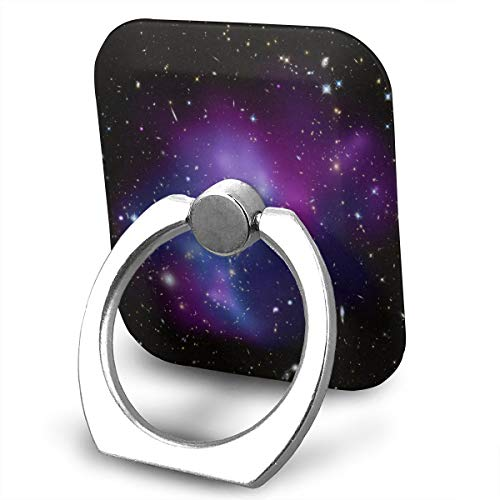 luster Ring Cell Phone Stand Adjustable 360 Degree Rotation Phone Stand for IPad, Kindle, Phone X/6/6s/7/8/8 Plus/7, Galaxy S9/S9 Plus/S8/S7 Android Smartphone ()