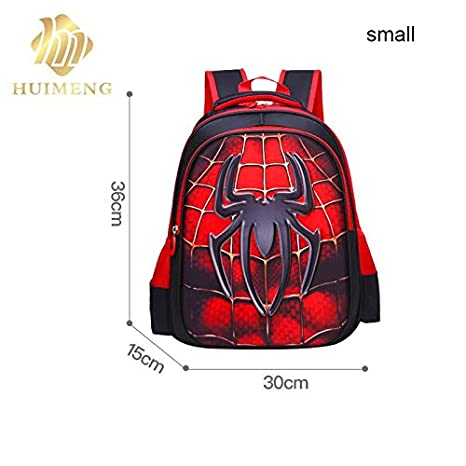 c1f098c3f1 Image Unavailable. Image not available for. Color  Hot 3D Stereo Children s  Backpack Boys Captain America School Bags ...