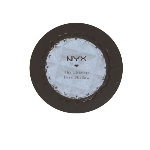 1 NYX The Ultimate Pearl Eye Shadow - Silver Pearl UP03 + Free Earring Gift