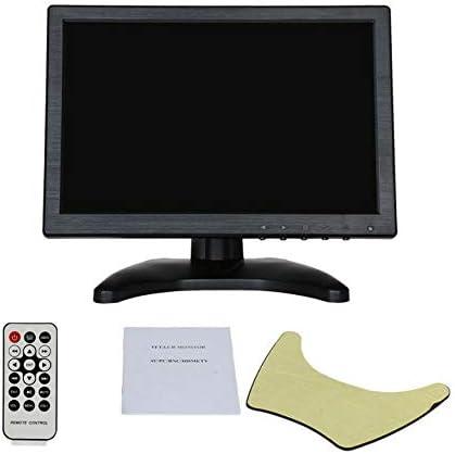 RETYLY Monitor LCD de 10.1 Pulgadas Pantalla 1024X800 Pantalla HD TFT AV VGA BNC Entrada de Video HDMI: Amazon.es: Coche y moto