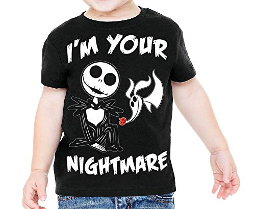 Disney Nightmare Before Christmas I'm Your Nightmare Toddler