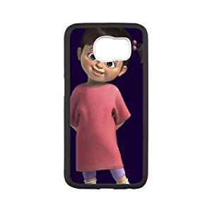 Samsung Galaxy S6 Cell Phone Case White_Monsters Inc Mary Gibbs_001 G8X3L