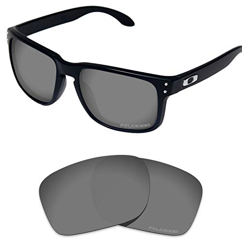 Tintart Performance Lenses Compatible with Oakley Holbrook Polycarbonate Polarized Etched-Sport - Lens Polycarbonate