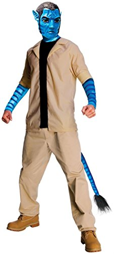 Avatar Jake Sully Costume Size: Standard -