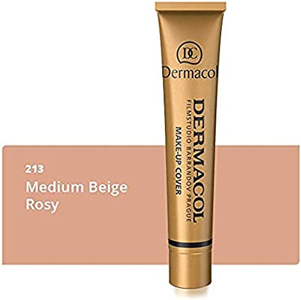 Dermacol DC Base Makeup Cover Total | Maquillaje Corrector ...