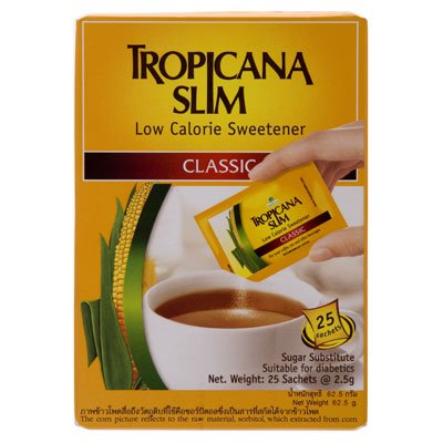 tropicana-slim-corn-extracted-sweetener-low-calorie-25-sachets-pack-of-5