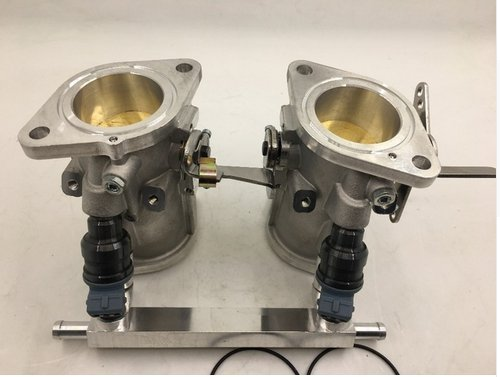 GOWE Throttle Bodies for 42IDA Throttle Bodies replace 42mm Weber and dellorto carb W 1600cc Injectors replace 42IDA carburettor carburetor
