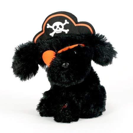 Way to Celebrate Plush Puppy Pirate Singing Addams
