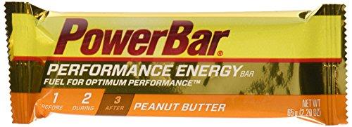 PowerBar Performance Energy Bar, Peanut Butter, 2.29 oz