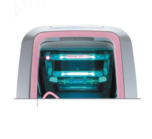 New HELLO KITTY Baby Bottle Ultraviolet UV Sterilizer HBS-910HK Free EXP Ship 220V by Hello Kitty (Image #1)