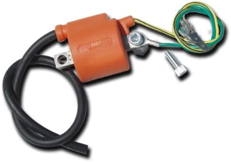 AMR Racing High Performance Ignition Coil Compatible with Yamaha Blaster 200 All Years