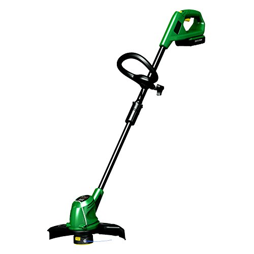 Battery Weed Gas Edger Green String Trimmer Eater Garden Grass Tools Machine 20 Volt Lithium Ion Outdoor Gardening Lawn Patio Garden Yard - Skroutz by Skroutz