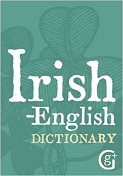 Book Irish-English Dictionary