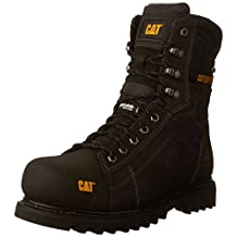 Cat Footwear Men's Control 8-Inch Fire and Safety Boots