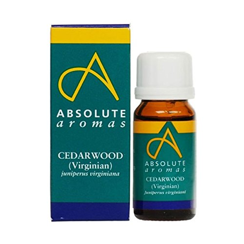 Absolute Aromas - Cedarwood Virginian Oil | 10ml