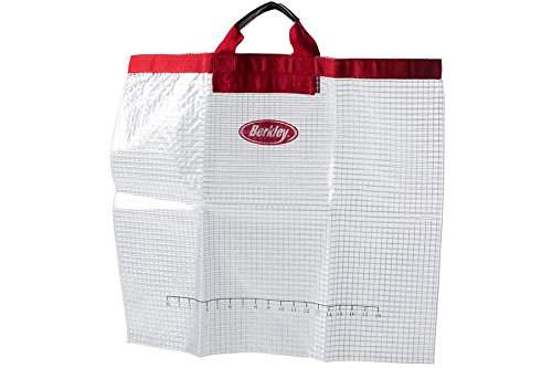 Bag Tournament Fish - Berkley BAHDFB Classics Heavy Duty PVC Fish Bag with 18-Inch Ruler